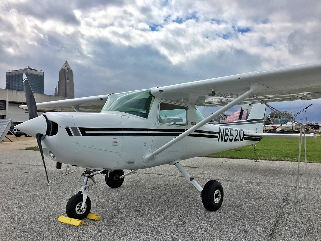 affordable flight training in a cessna 152